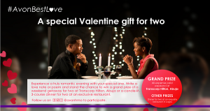 Something Special For You This Valentine Season