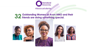 Slaying In Purple For Change: Avon HMO launches PurpleLipsChallenge To Empower Disadvantaged Schoolgirls
