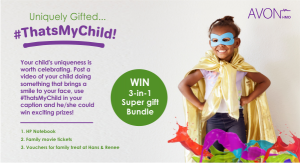 Win Laptops, Movie Tickets and Vouchers in Avon HMO's Children's Day Contest