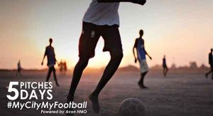 #MyCityMyFootball: The journey begins!