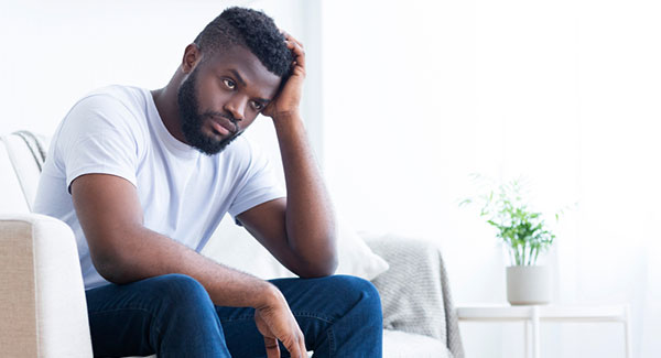 Why Men Struggle More With Mental Illness