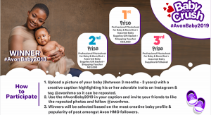 #AvonBaby2019 – Whose baby will take the crown?